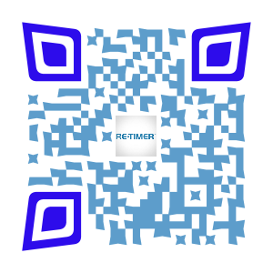 Unitag QRCode Re-Timer